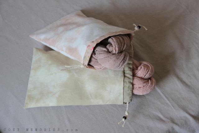 Web-pouches