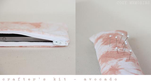 Crafter's Kits - Avocado